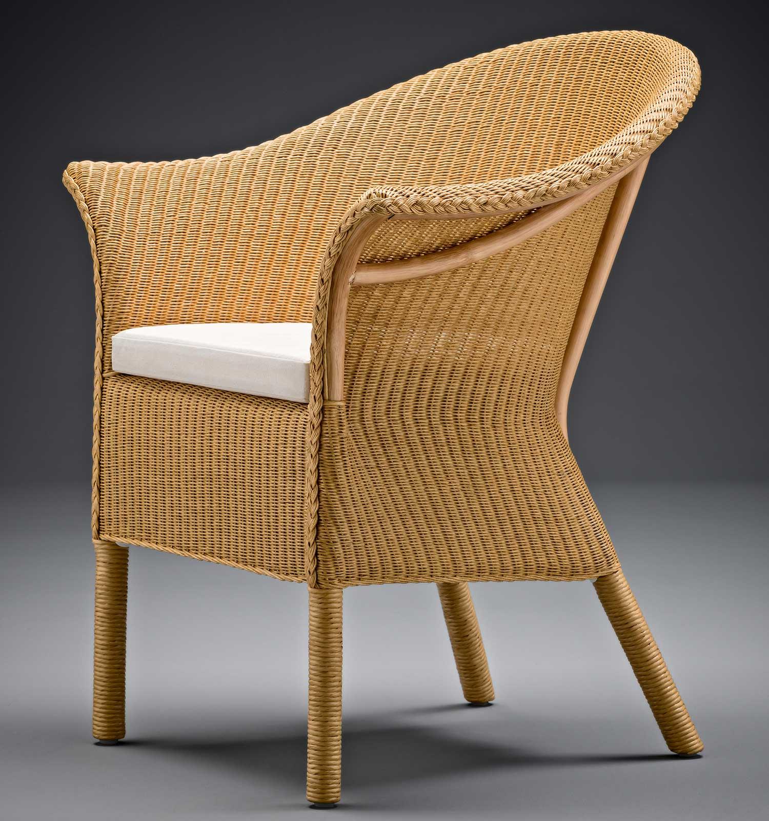 Lloyd Loom Lansdown Chair | Exclusive Handmade Lloyd Loom ...