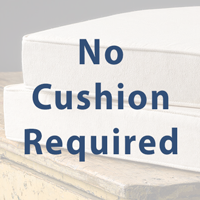No Cushion Required