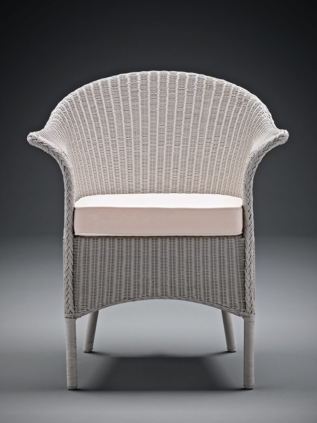 Lloyd Loom Outdoor Chairs