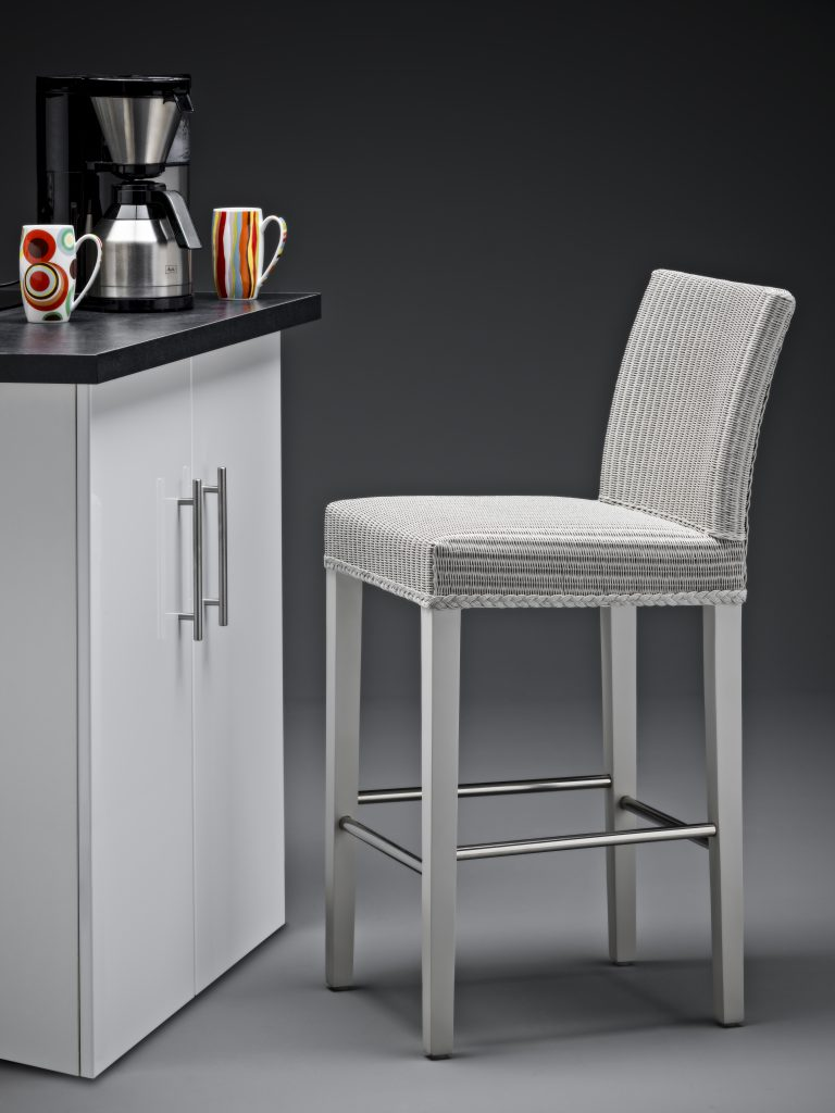 Lloyd Loom Belgravia Bar Chairs