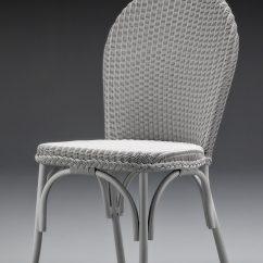 Lloyd Loom Outdoor Bistro Chair