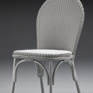 Lloyd Loom Outdoor Bistro Chair