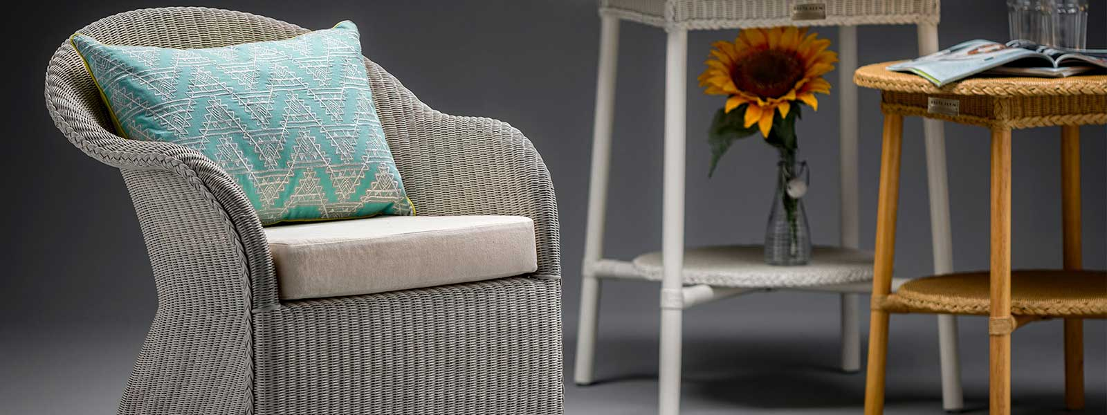 Lloyd Loom Chairs and Furniture - Homepage mobile picture