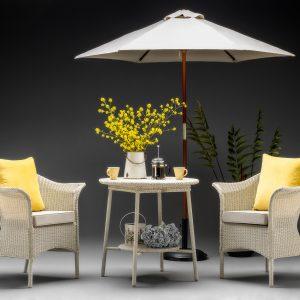 Lloyd Loom Outdoor Furniture Range Blenheim