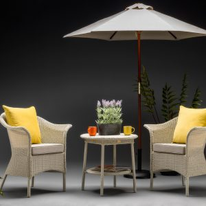 Lloyd Loom Blenheim Outdoor Range products