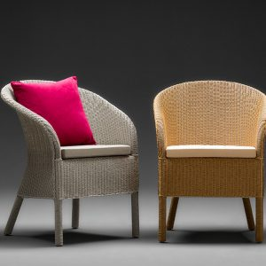 Lloyd Loom Arm Chairs - The Henley Range Collection
