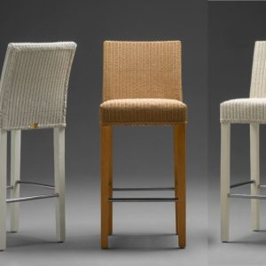 Lloyd Loom Bar Chairs