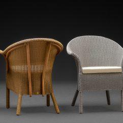 Lloyd Loom Arm Chairs
