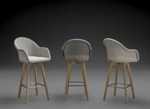 Carnaby Lloyd Loom Bar Chairs