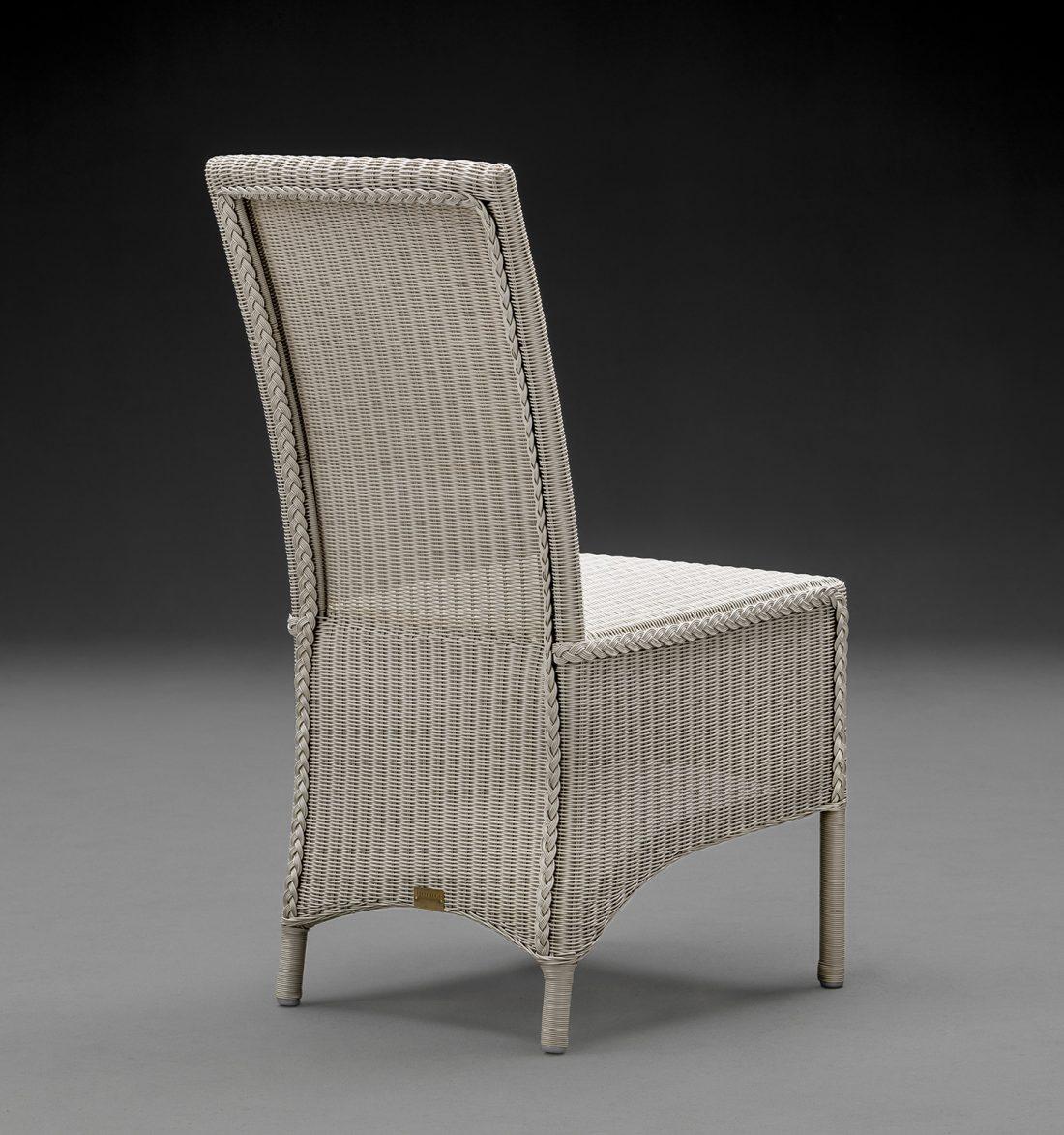 Lloyd Loom Parabola Arm Chair