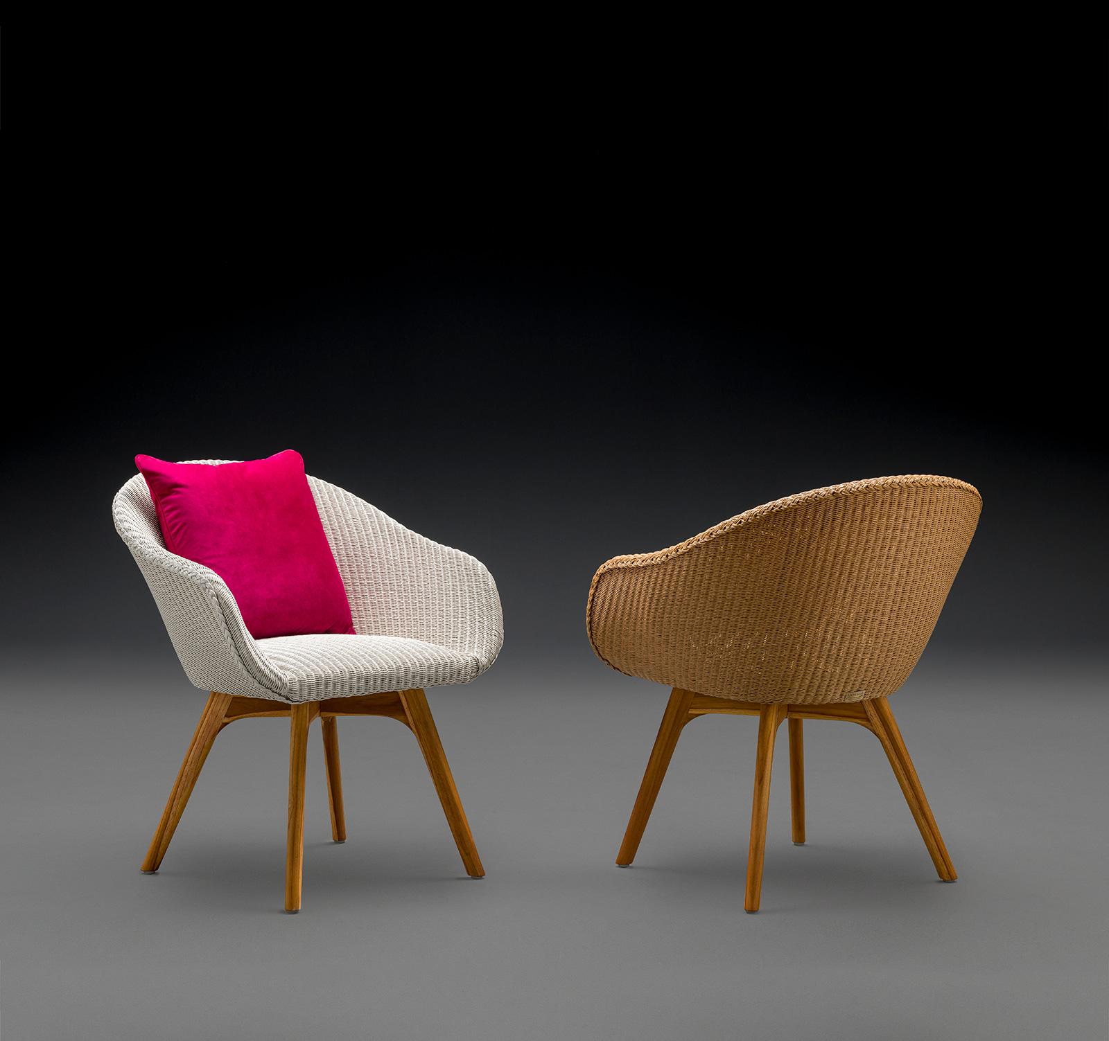 Lloyd Loom Carnaby Chair